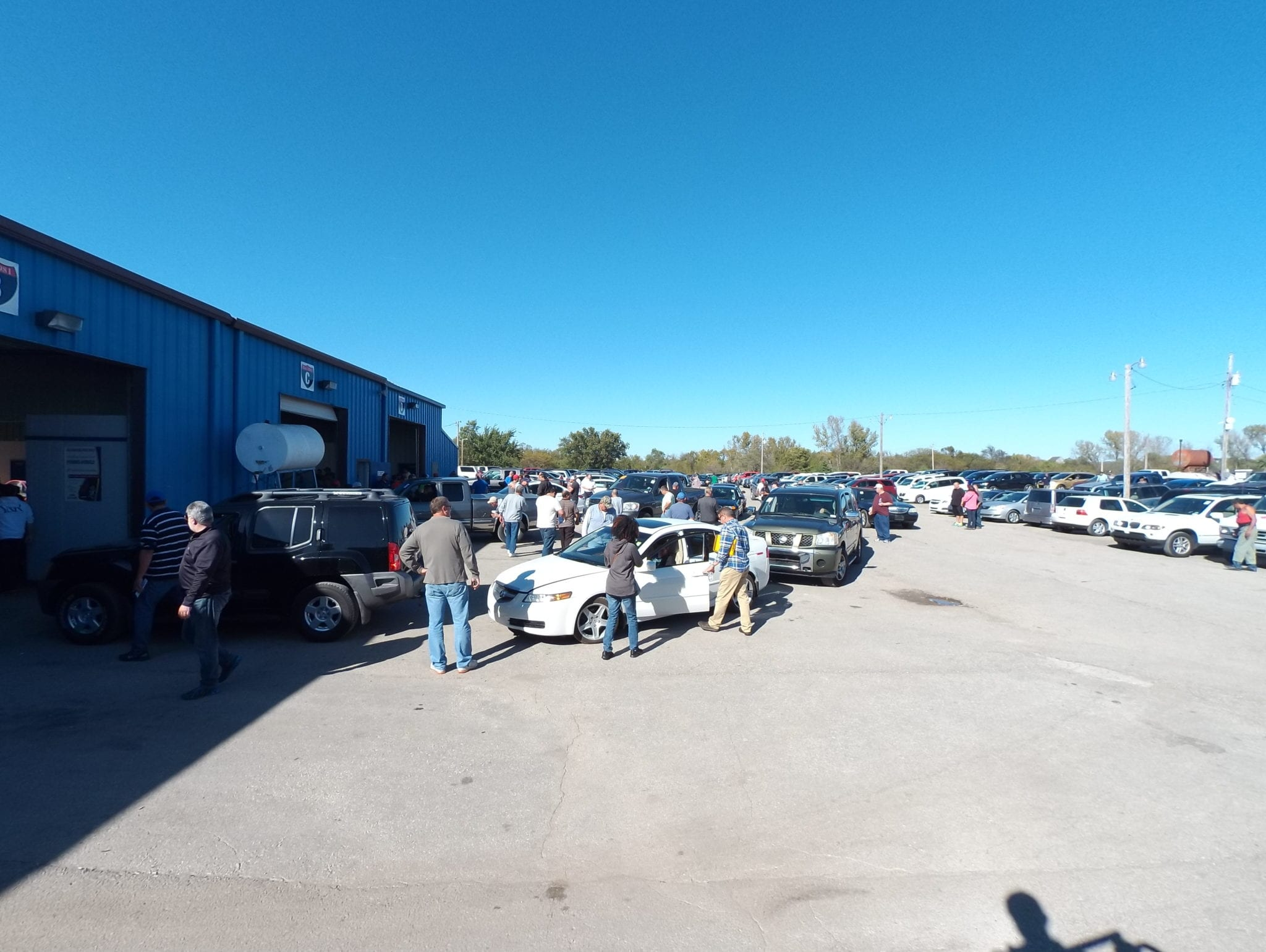 I-70 Auto Auction | Weekly Dealer Only Auto Auction in Topeka, KS